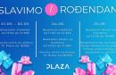 Tržni centar Plaza slavi 1. rođendan uz koncert Džejle Ramović