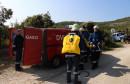 POGLEDAJTE Helikopteri, vatrogasci, policija, hitna ... pratili smo dio vježbe oko Mostara