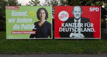 DIREKTNI SUDAR GLAVNIH KANDIDATA Hoće li jedna izborna jedinica donijeti novog njemačkog kancelara?