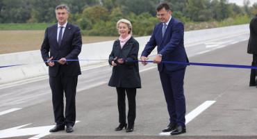 """OTVOREN MOST SVILAJ Predsjednica Europske Komisije """"BiH pripada Europskoj Uniji"""""""