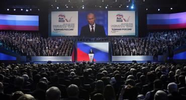I NAKON PUTINA PUTIN Jedinstvena Rusija će i dalje upravljati društvom nakon parlamentarnih izbora