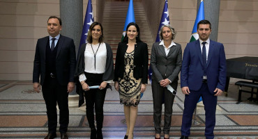BEZ NATJEČAJA Benjamina Karić i Jasmin Ademović usluge prijenosa sjednica dodijelili TVSA