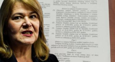 FISKALNE KASICE, NEKIMA PRASICE Vlada Federacije pozvana da stavi van snage Jelkin pravilnik