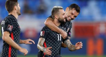 Brozović pogodio za pobjedu Hrvatske u Slovačkoj