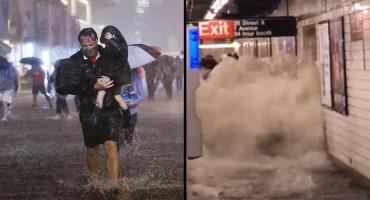 Od posljedica uragana Ida poginulo preko 40 ljudi