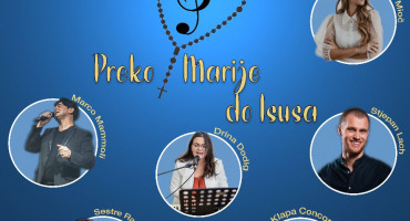Koncert duhovne glazbe Maria Vision Međugorje