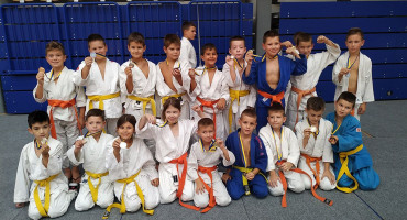 Najmlađa generacija judo kluba Hercegovac osvojila 18 medalja