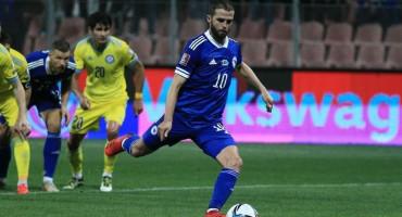 REMI U ZENICI Bosni i Hercegovini samo bod protiv Kazahstana