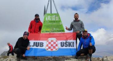 Hercegovci na najvišem vrhu Albanije i Makedonije