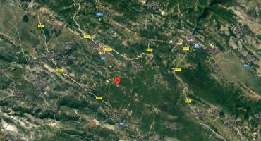 Zabilježen potres s epicentrom u zapadnoj Hercegovini
