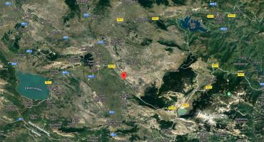 Prošle noći područje Tomislavgrada pogodio potres
