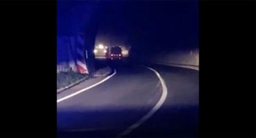Kod Jablanice napadnut sudac utakmice Velež-Borac, automobil izgorio u potpunosti