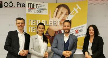 """""""LJUDI, SLOBODE, TEMELJNA PRAVA"""" Antivakseri ulaze u austrijski parlament"""