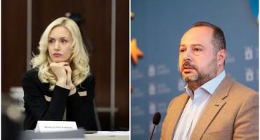 ODLAZAK SURADNIKA MILANA BANDIĆA Natalija Prica i Gzim Redžepi podnijeli ostavke