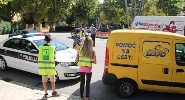 DJECA NA CESTI Narednih dana na ulicama su i školske patrole