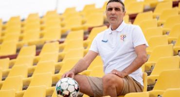 ĆORIĆEV NASLJEDNIK Bivši nogometaš Hajduka novi je trener Posušja