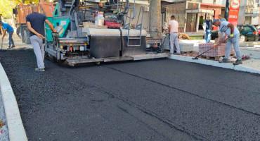 Avenija u Mostaru dobiva novi obris; počinje asfaltiranje