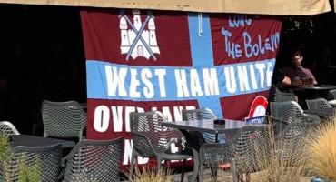 Navijači West Hama divljali po Zagrebu, jedna osoba teže ozlijeđena