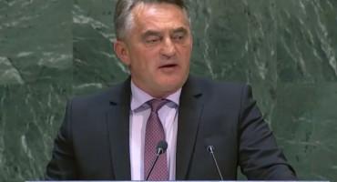 NAJPAMETNIJA GREŠKA Državna televizija BHRT prekinula prijenos Komšićevog govora u UN-u