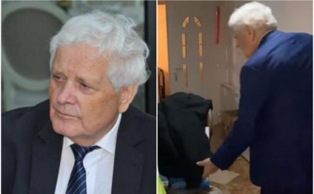 ČESTITKA ZA 82. ROĐENDAN Uhićen Fikret Abdić - ratni zločinac i načelnik Velike Kladušte, potom naknadno pušten