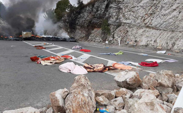 Ustoličenje mitropolita Joanikija: Privedeno 14 osoba, ozlijeđeno sedam policajaca