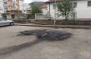 U Hercegovini izgorio automobil policijskog inspektora
