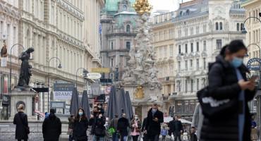 AUSTRIJA PRIPREMA LOCKDOWN Necijepljeni će moći izlaziti samo u izvanrednim situacijama