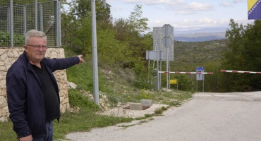 """MUKE PRED RAMPOM """"Živim u kavezu između Hrvatske i BiH, čim otvorim vrata zaustave me policajci"""""""