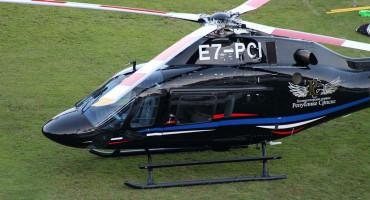 KAD SE MALE RUKE SLOŽE Trudnica iz Sarajeva hitno prebačena u Zagreb helikopterom RS-a