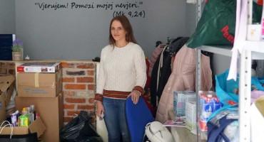 MLADA MOSTARKA VELIKOG SRCA Hercegovci su poznati po pomaganju drugima