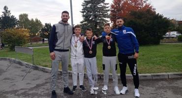 Karate klub Široki Brijeg u Zagrebu dobio četiri prvaka Hrvatske