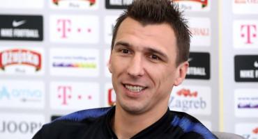 Mandžukić se vraća u reprezentaciju Hrvatske
