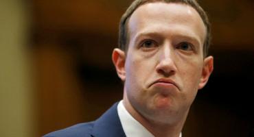 POTOP DIONICA FACEBOOKA Mark Zuckerberg izgubio 5,9 milijardi dolara