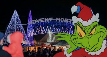 TKO JE GRINCH Hoće li biti Božića u Mostaru; hoće li li nas biti za Božić u Mostaru; ili kako će se zvati sajam u Šetalištu