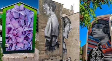 ULIČNA UMJETNOST Mostarski murali uvršteni među najbolje svjetske
