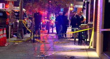 SAD Pucnjava u baru: Djevojka ubijena, više od 10 ranjenih osoba