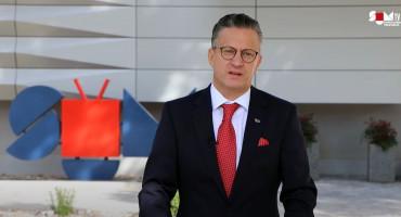 KOJU POSLUKU PORATI? Što je rektor Tomić htio reći brucošima u pozdravnom govoru?