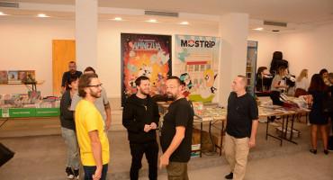 MOSTAR Započeo strip vikend na kojem i 'Dubioza kolektiv' predstavlja svoje likove