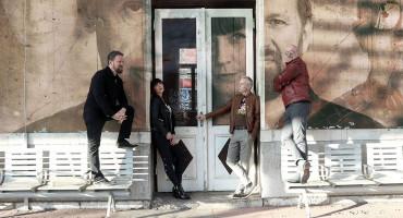 PORUŠENA STABLA Snažan rock zvuk u novom singlu 'Turista'