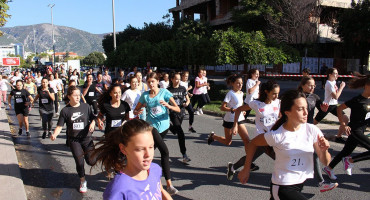 Đaci mostarskih škola trčali za zdravlje srca