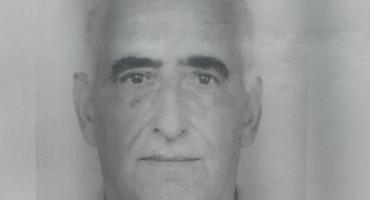 OD JUTROS NEMA TRAGA Nestao 71-godišnji Hercegovac