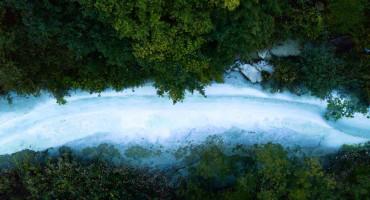 ZATRAŽENA INSPEKCIJSKA ANALIZA Rijeka koja se ulijeva u Lišticu puna kemikalija, otpada i smeća