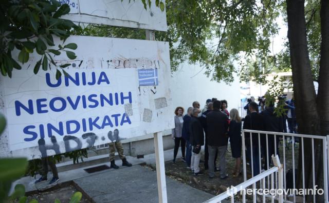 DA ILI NE? Proračunski korisnici HNŽ-a ispunjavaju anketu o štrajku upozorenja 28. listopada