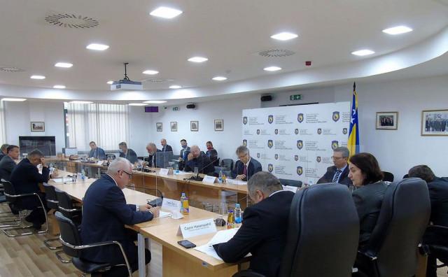 ZAKLJUČENO Ubrzati izradu strategije borbe protiv terorizma u BiH
