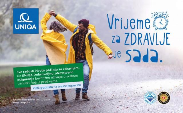 Nova kampanja za promociju zdravlja i važnosti prevencije bolesti